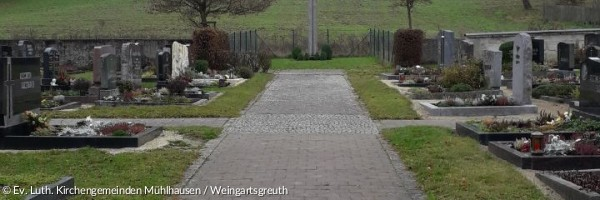 Friedhof Weingartsgreuth